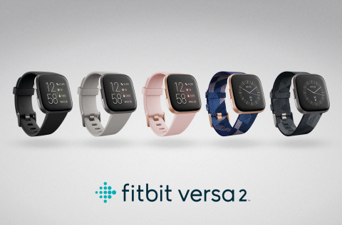 Fitbit Launches Versa 2, a premium, voice-enabled lifestyle smartwatch packed with even more advanced health, fitness and convenience features powered by 5+ days battery life to maximize your day and night