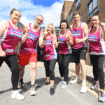 HEALTHCARE STAFF TACKLE GREAT NORTH RUN ON BEHALF OF LOCAL HOSPICE