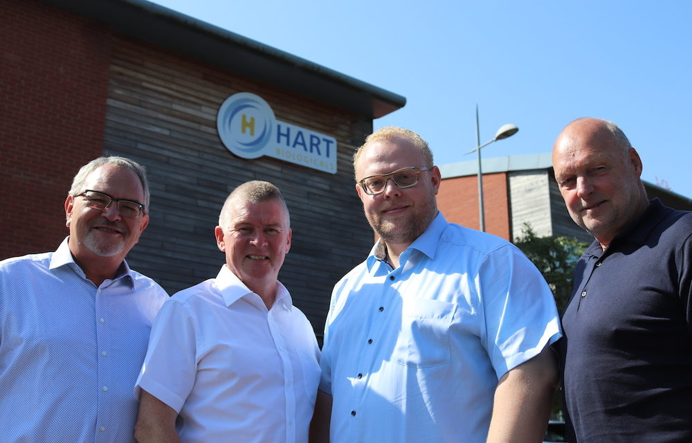 Hart Biologicals acquisition will see substantial growth in five years