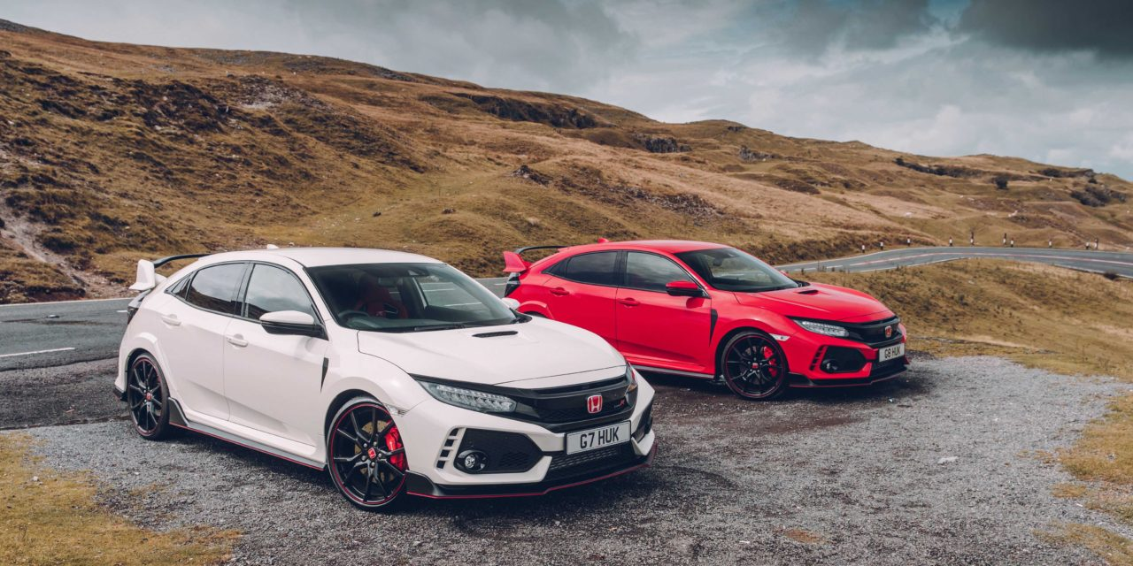 Flying in the face of political correctness and propriety in the Honda Civic Type R