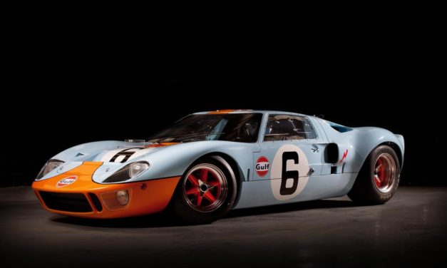 STUNNING TOOLROOM COPIES OF THE DOUBLE LE MANS-WINNING GULF GT40, P/1075, NOW AVAILABLE FROM LE MANS COUPES LTD