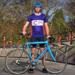 A NORTH YORKSHIRE SON HONOURS HIS DAD BY BACKING CANCER RESEARCH UK'S CYCLE 300