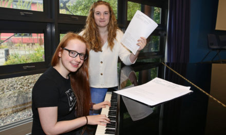 Rock stars and pilots among students hitting the high note at The King's Academy