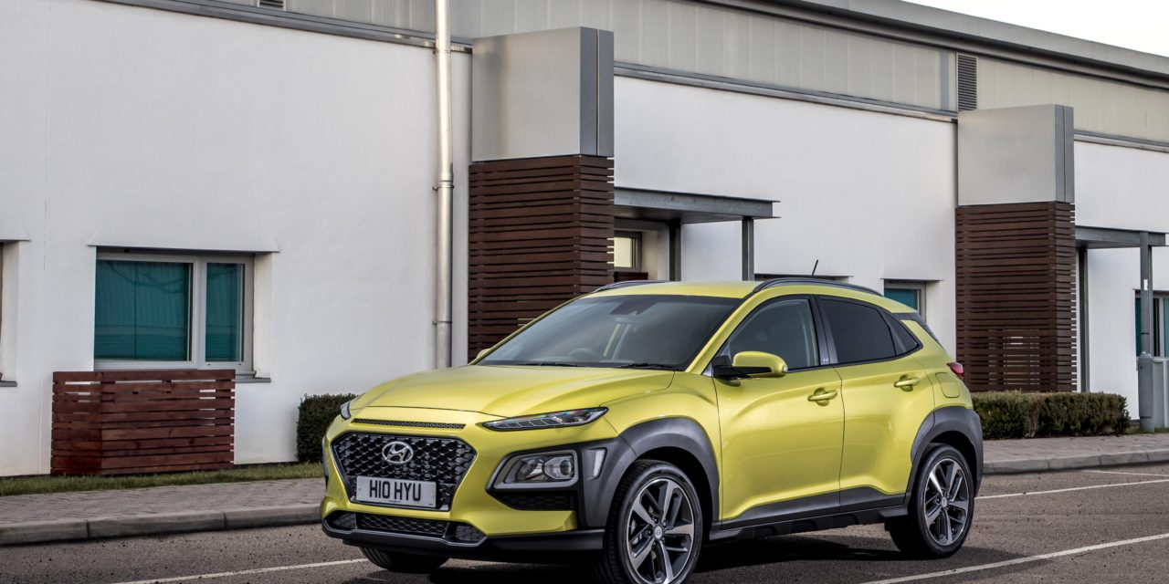 HYUNDAI MOTOR UK ANNOUNCES KONA PLAY PRICING AND SPECIFICATIONS