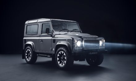LAND ROVER BREATHES NEW LIFE INTO OLDER DEFENDERS