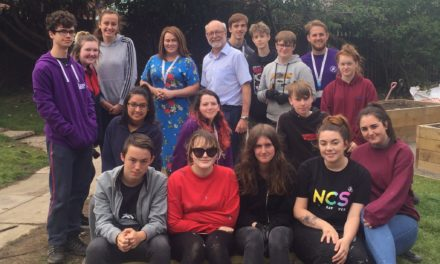 Meet the Stockton teens on a mission to reduce anti-social behaviour