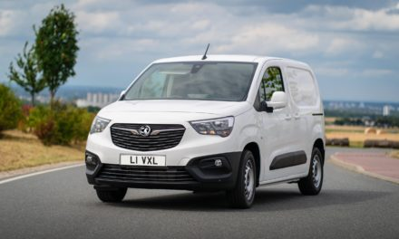 NO BLIND SPOTS FOR VAUXHALL'S NEW COMBO