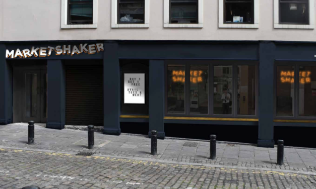 New bar, dancehall & beer garden set to open on Cloth Market after £350k investment