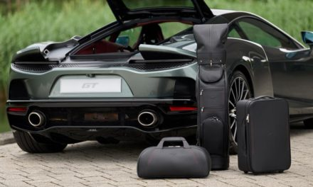 McLAREN AUTOMOTIVE ANNOUNCES THE FIRST ALL-NEW BESPOKE LUGGAGE COLLECTION BY MSO FOR THE NEW McLAREN GT