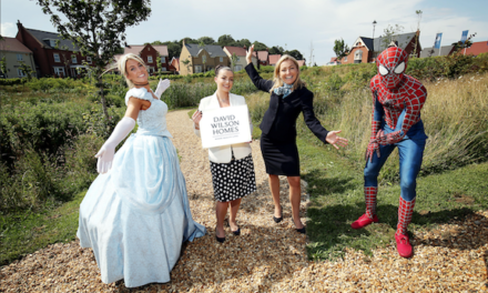 Meet your favourite superheroes and princesses in Nunthorpe this weekend!