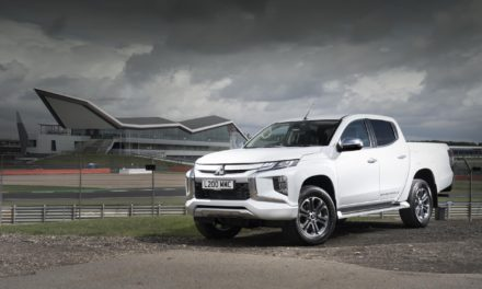 NEW MITSUBISHI L200 SERIES 6 NOW ON SALE IN THE UK