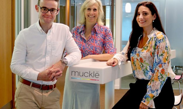Key appointments for Muckle LLP's specialist construction team