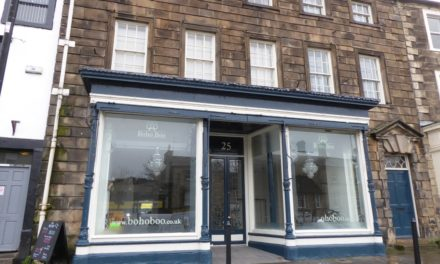 NEWCASTLE BUILDING SOCIETY CHOOSES MARKET PLACE FOR NEW BARNARD CASTLE BRANCH