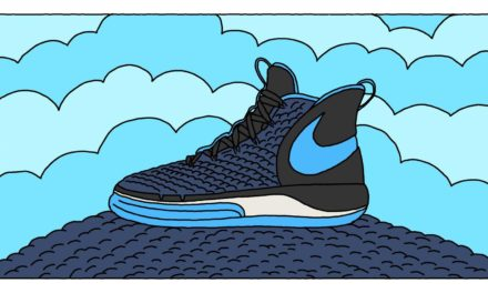 A Visual History of the Nike Hyperdunk