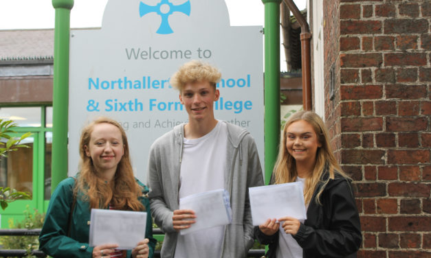Variety of careers beckons for North Yorkshire students