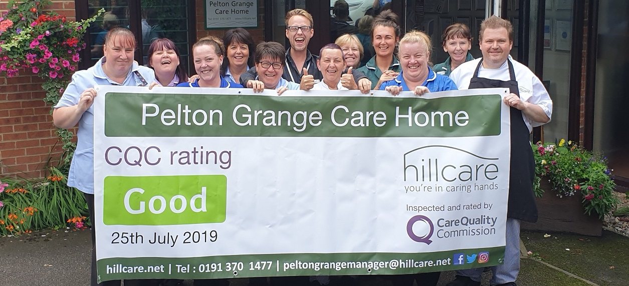 """Marvellous"" care home gets ""Good"" rating from CQC"