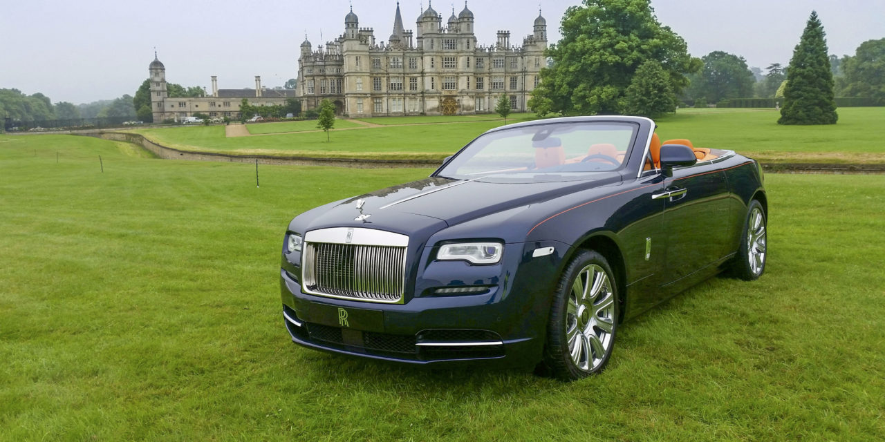 The dawn of a new era in luxury motoring