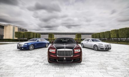 ROLLS-ROYCE MOTOR CARS TO PRESENT EUROPEAN DEBUT OF GHOST ZENITH AT SALON PRIVÉ