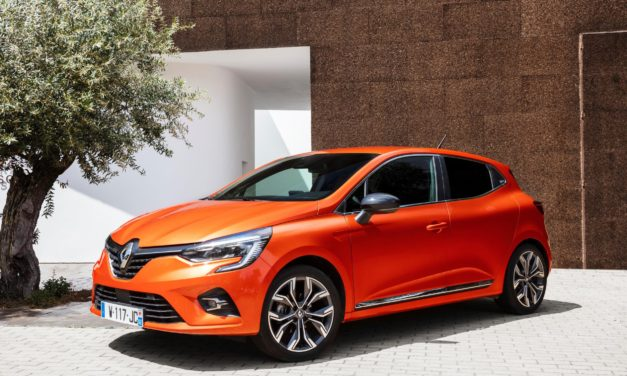 RENAULT REVEALS ALL-NEW CLIO UK PRICING AND SPECIFICATION