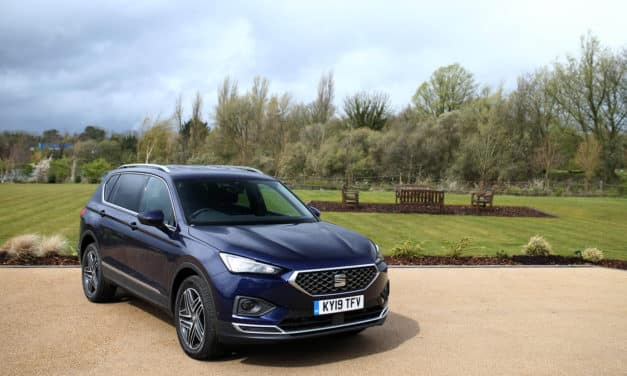 The seven-seater SUV that can compete with a sports coupe