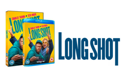 LONG SHOT – COMING TO BLU-RAY AND DVD – 9TH SEPTEMBER