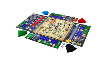 Rejoice, the backstabbing of medieval Europe is here – Crusader Kings the Board Game is released today!
