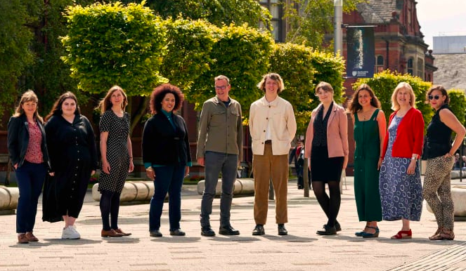 27 writers share £55,000 award fund at Northern Writers' Awards