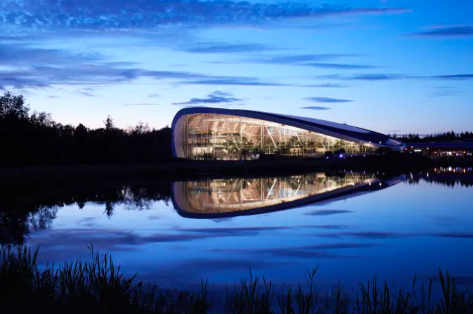 Center Parcs Longford Forest officially launches