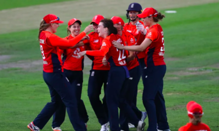 England Women Win Final IT20
