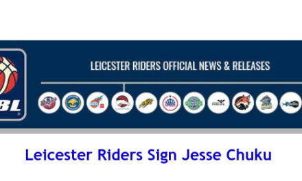 News from British Basketball League: Leicester Riders Sign Jesse Chuku