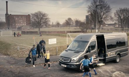IS FOOTBALL THE KEY TO TACKLING MENTAL HEALTH? MERCEDES-BENZ VANS REVEALS HOW SPORT IS INTEGRAL TO BETTER MENTAL HEALTH