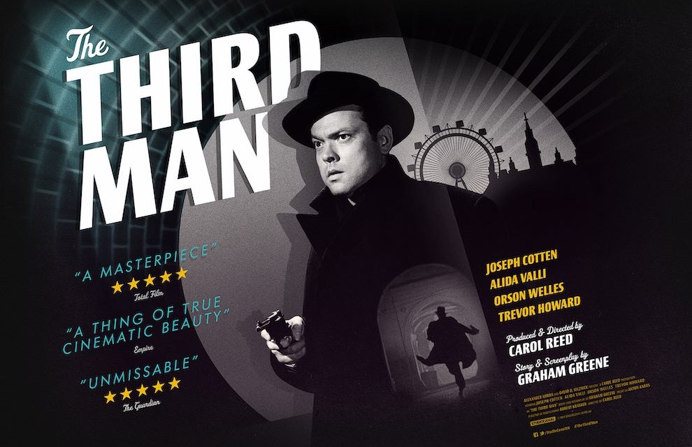 THE THIRD MAN – 70TH ANNIVERSARY RELEASE