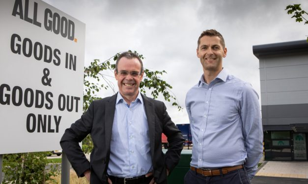 Fresh expansion for snack manufacturer It's All Good