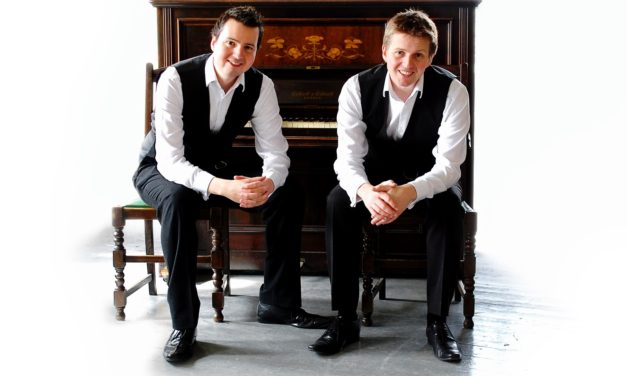 Talented brothers return to North-East venue for classical music concert