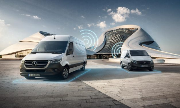 MERCEDES-BENZ VANS INTRODUCES DRIVE STYLE MONITORING SOFTWARE AS STANDARD TO SPRINTER AND VITO TOURER