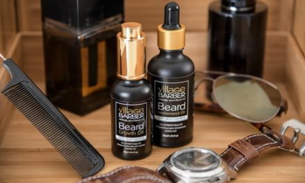 LEADING BARBER EXTENDS HIS PRODUCT RANGE…