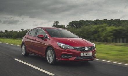 The Brand New Vauxhall Astra