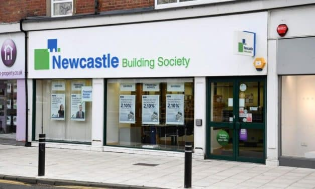 Newcastle Building Society Trading Up To New Home In Whitley Bay