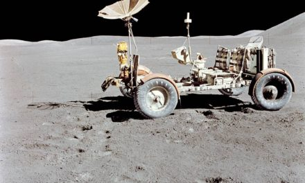 This Week in NASA History: First Use of the Lunar Roving Vehicle – July 31, 1971