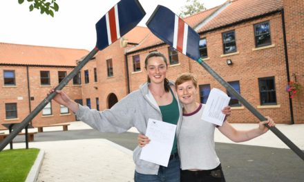Yarm School celebrates outstanding A-Level success