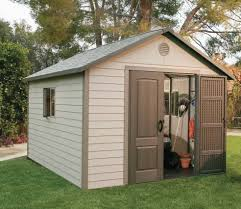 What are the things that you need to know about plastic sheds?