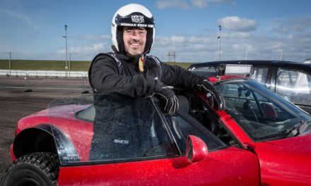 ITV 'SPEED FREAKS' SHOW STARTS 9PM WEDNESDAY 7 AUGUST – ITV 4