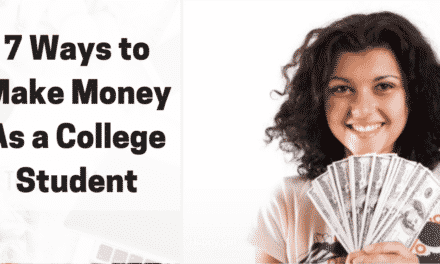 7 Ways to Make Money As a College Student