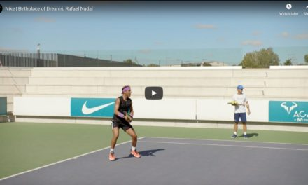 "Nike ""Birthplace of Dreams: Rafael Nadal"""