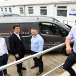 CMS UK Ltd strengthens senior management team with three new appointments