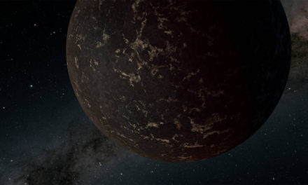 NASA Gets a Rare Look at a Rocky Exoplanet's Surface