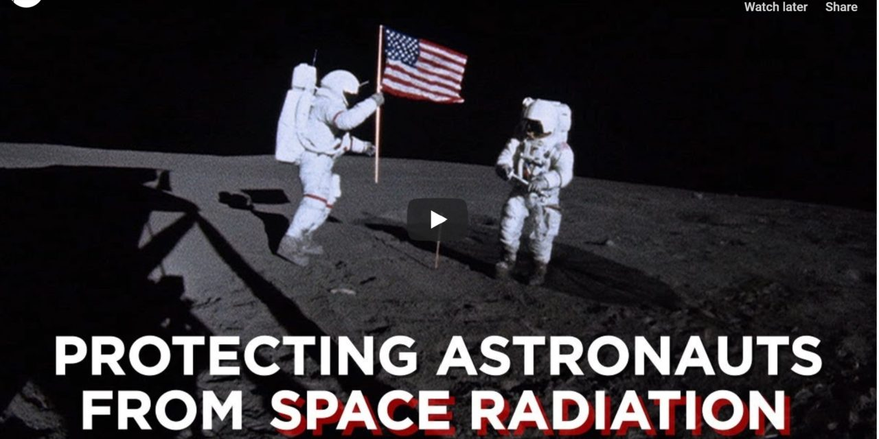 How NASA Will Protect Astronauts From Space Radiation at the Moon