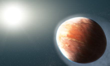 Hubble Uncovers a 'Heavy Metal' Exoplanet Shaped Like a Football