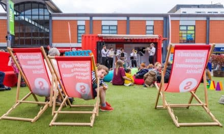 LAST CHANCE TO ENJOY WORKSHOPS AND GAMES AT THE POP UP PARK