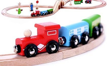 Why Toy Train Sets Can Be Beneficial To A Child's Development And Growth
